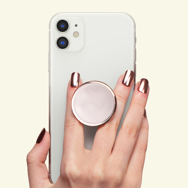 PopSockets Nails Rose Gold Mirror product